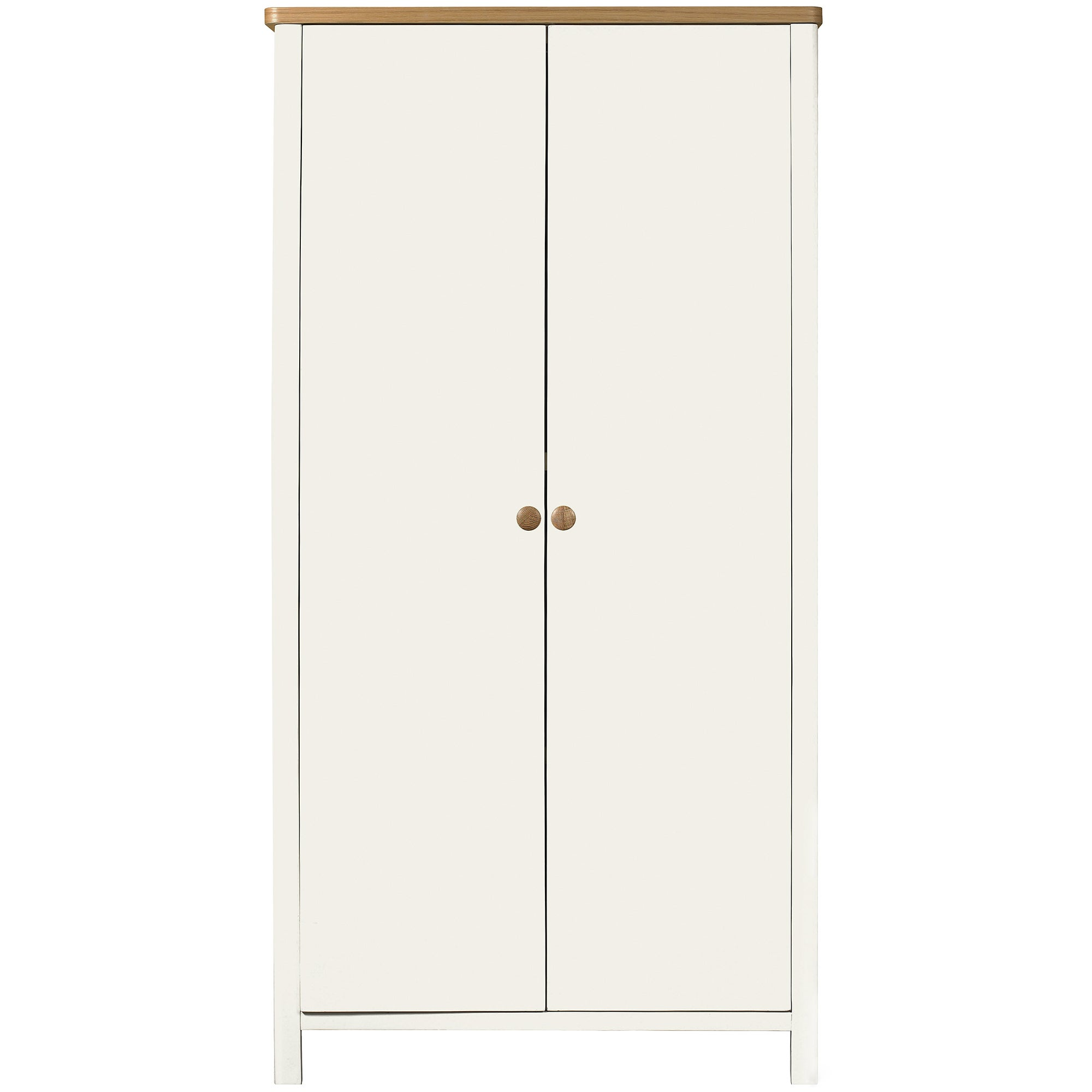 Kids Morgan Oak Wardrobe