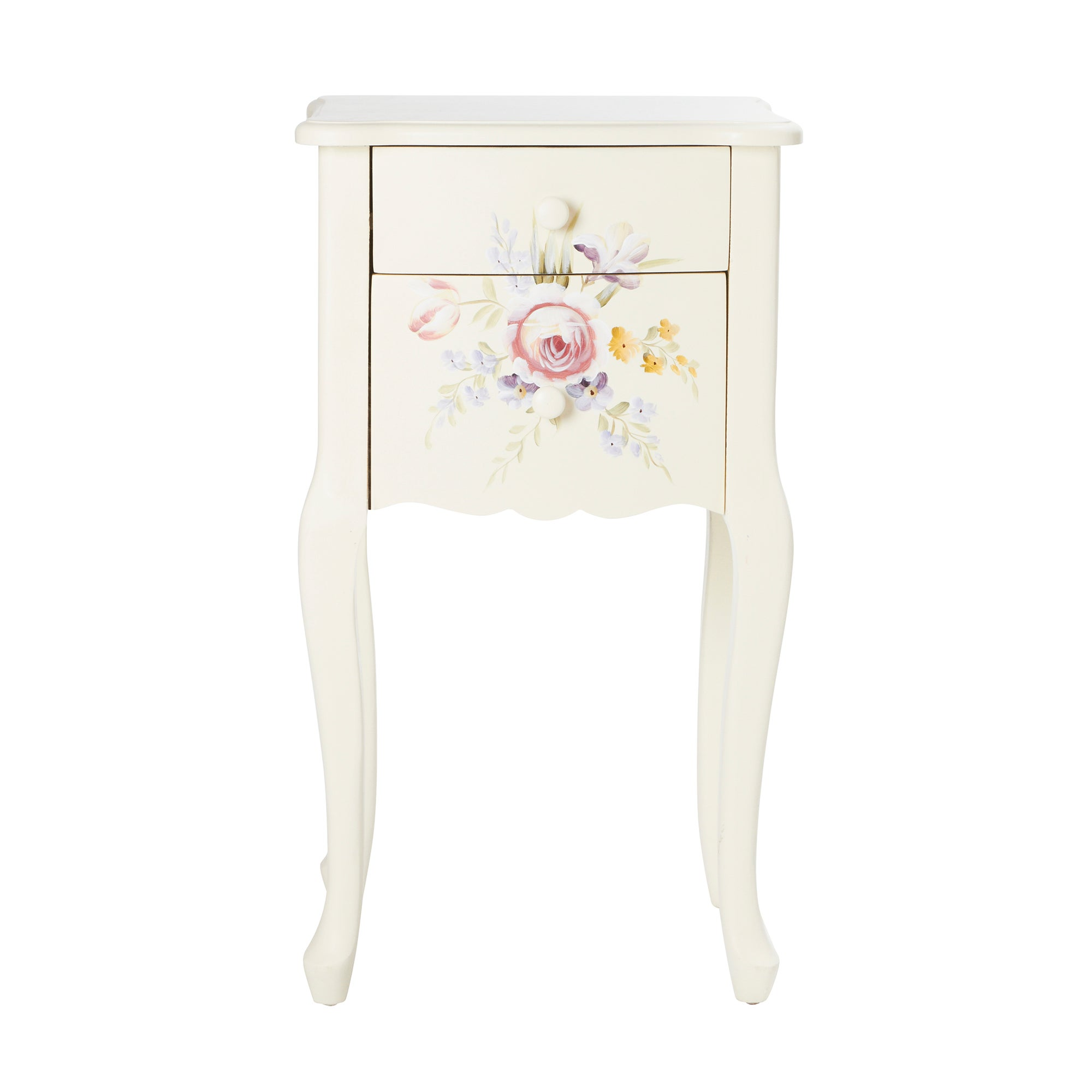 Emma Rose Handpainted Nightstand