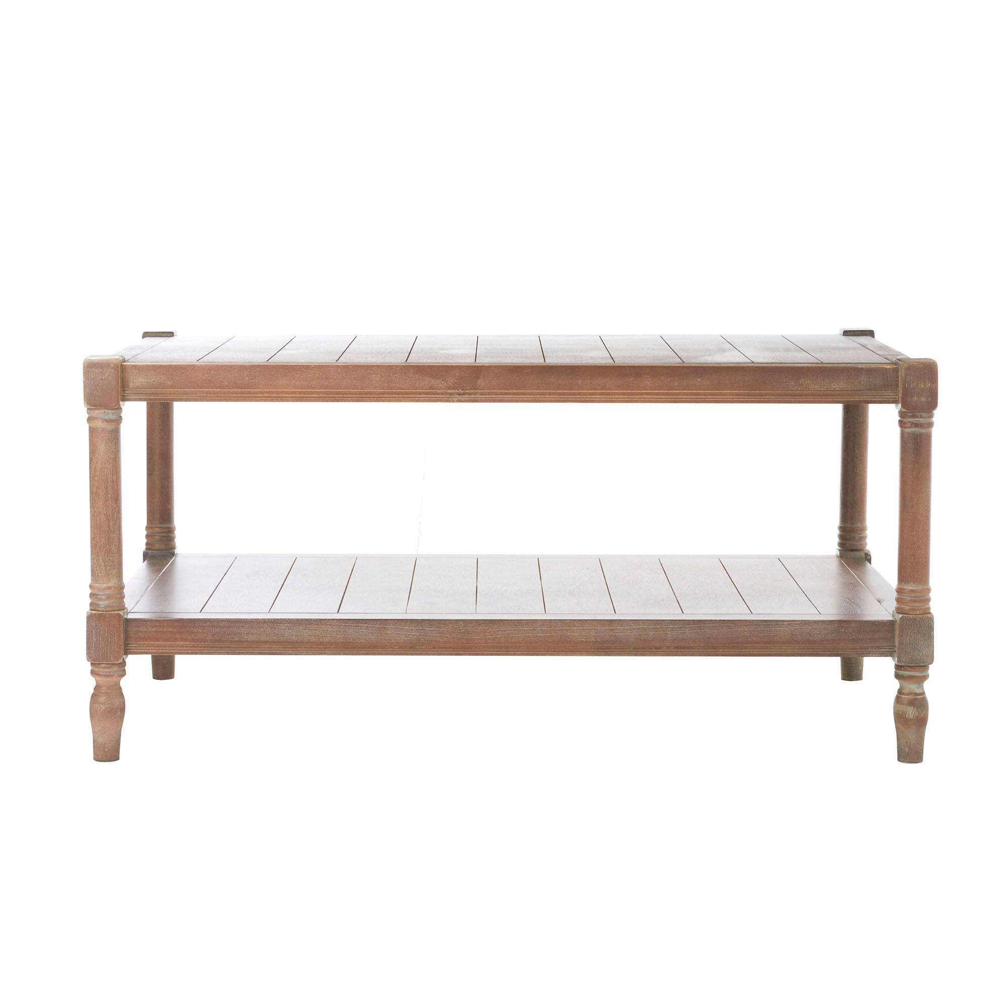 Wellington Washed Wood Coffee Table