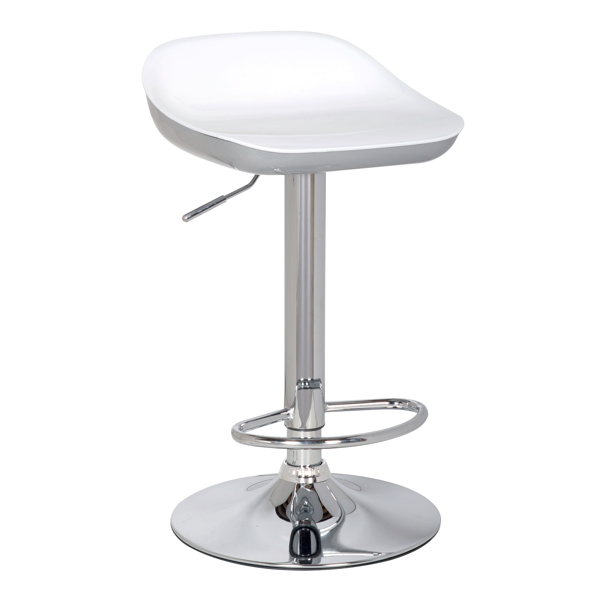 Roma Gas Lift Bar Stool