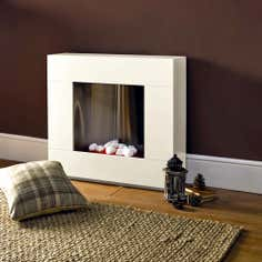 Adam Rio Electric Fireplace Suite