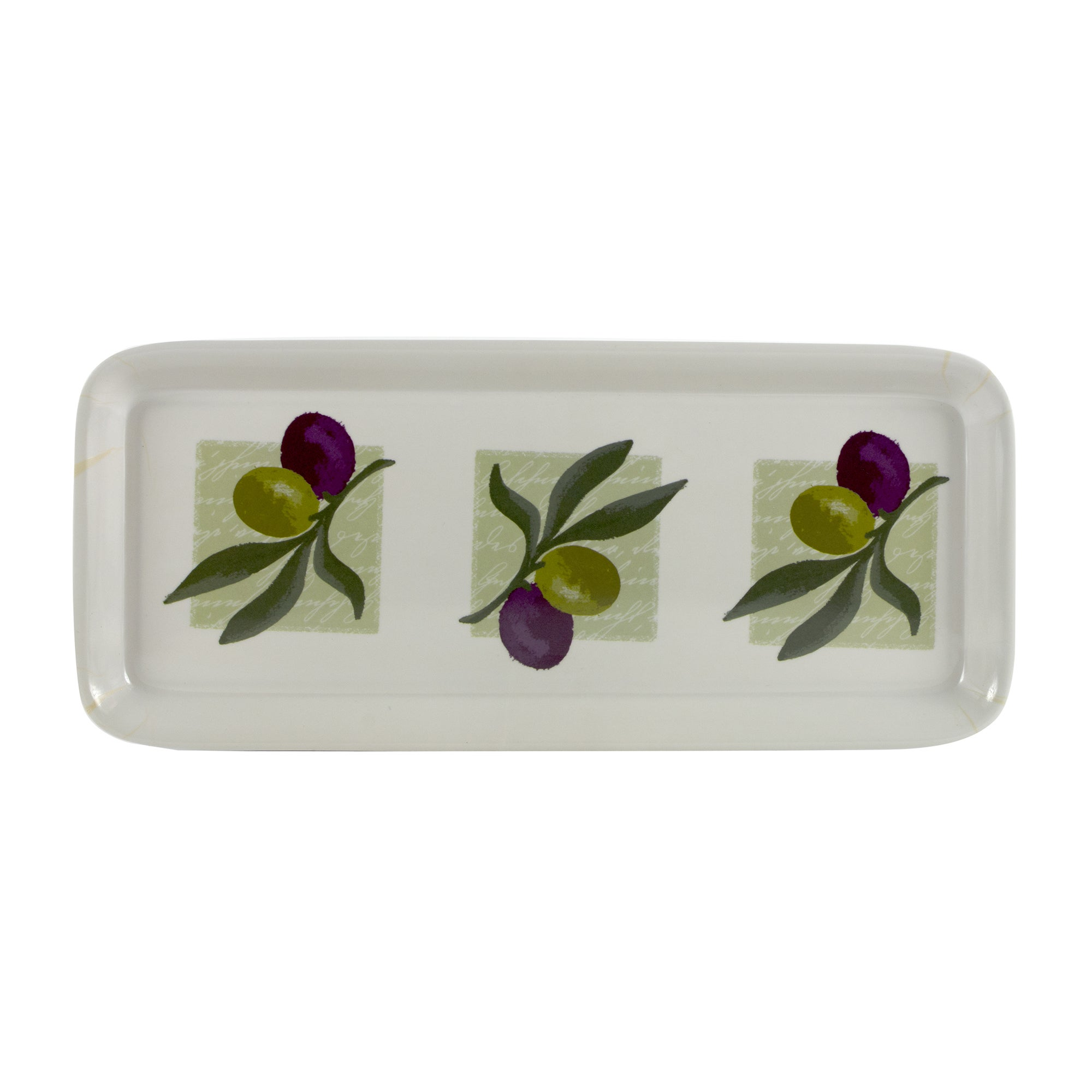Olive Collection Small Tray