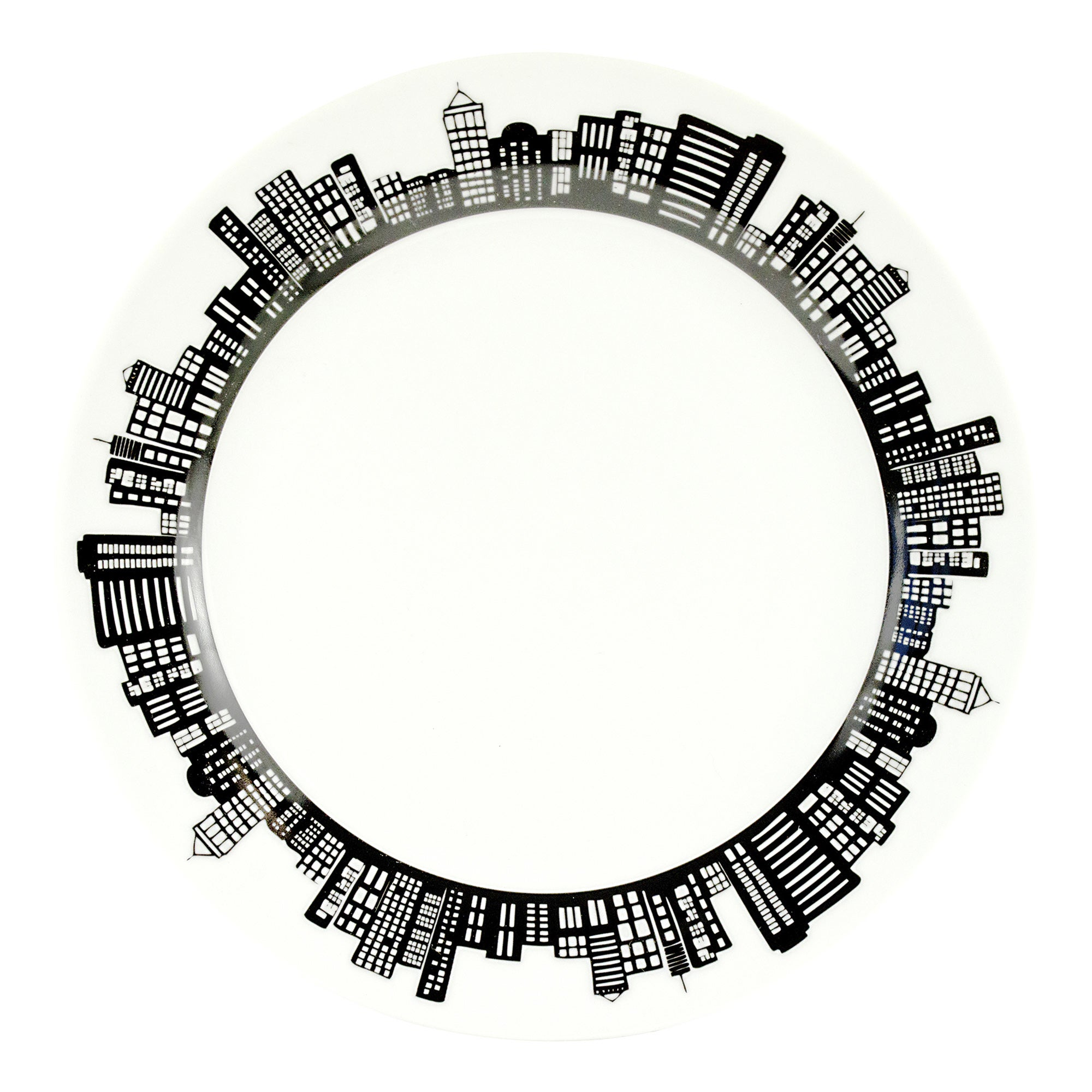 Sky Line Collection Dinner Plate