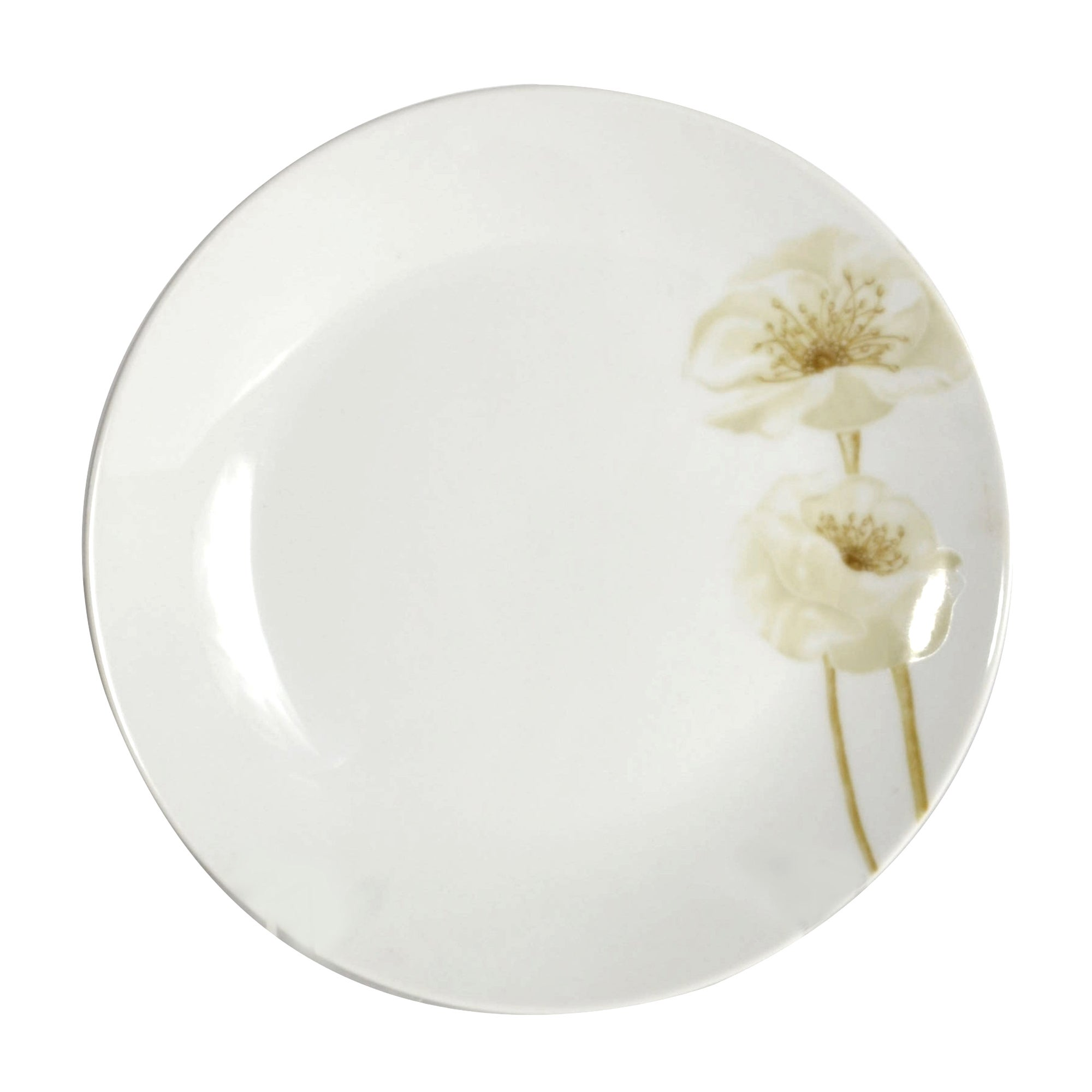 Natural Flower Collection Dinner Plate