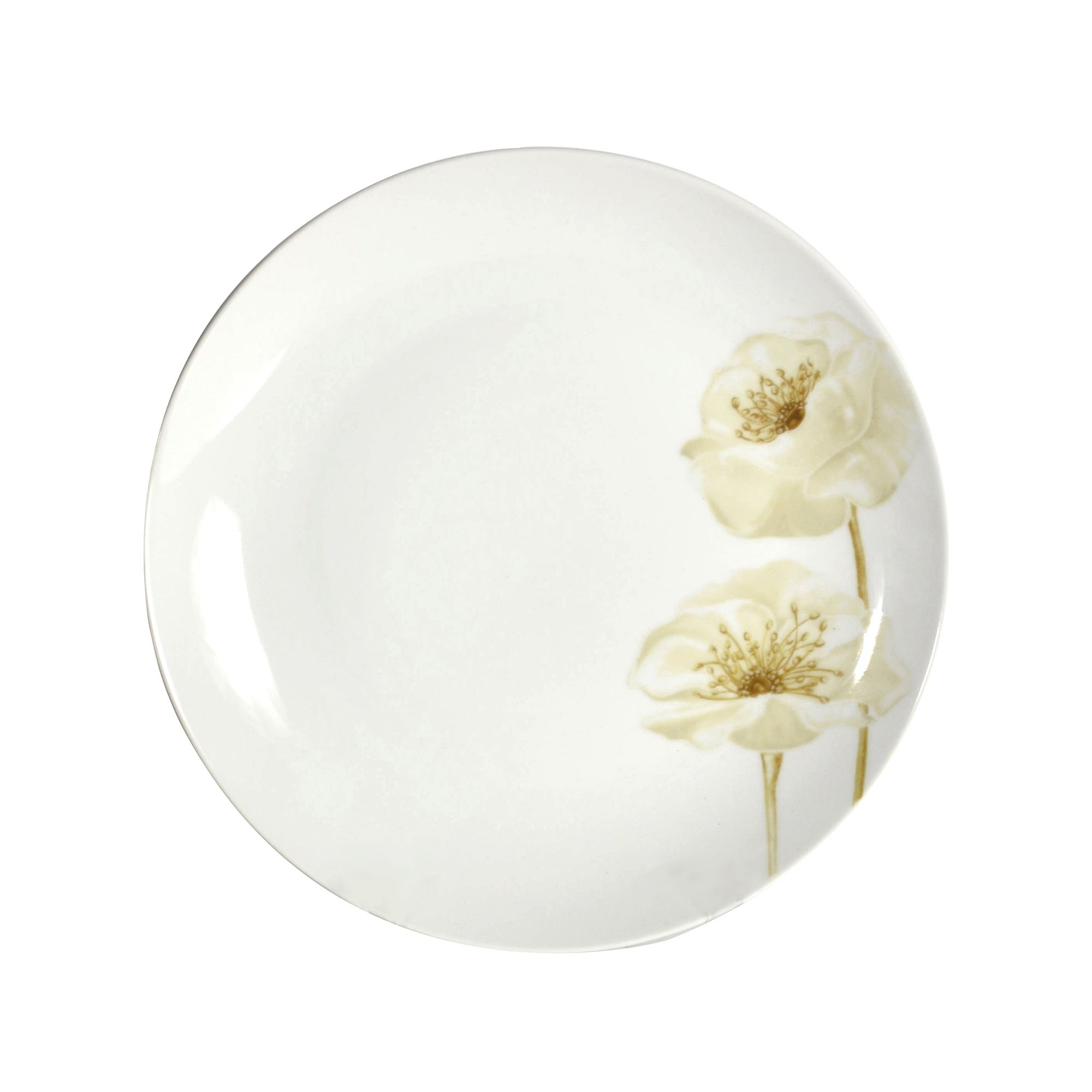 Natural Flower Collection Side Plate