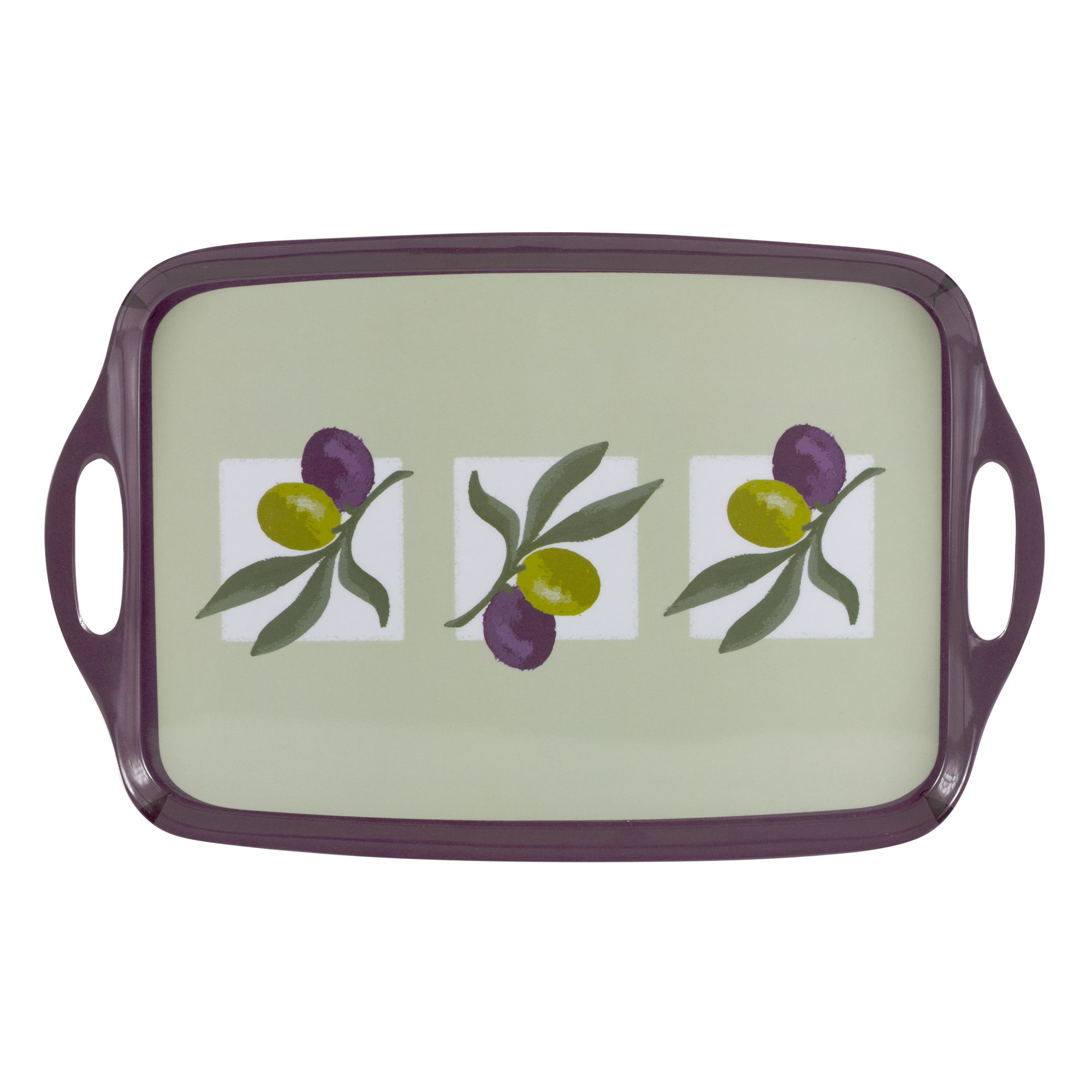 Olive Collection Large Tray