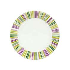 Revival Stripe Collection Side Plate