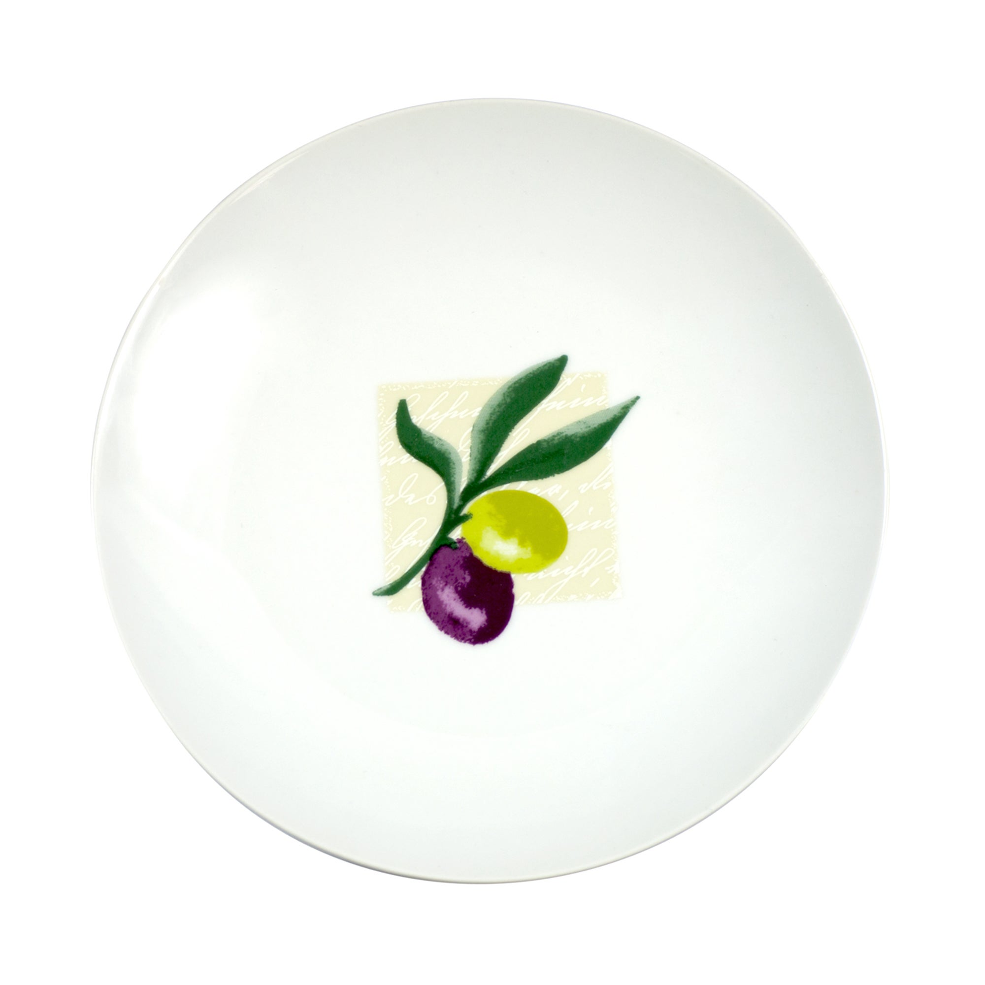 Olive Collection Side Plate
