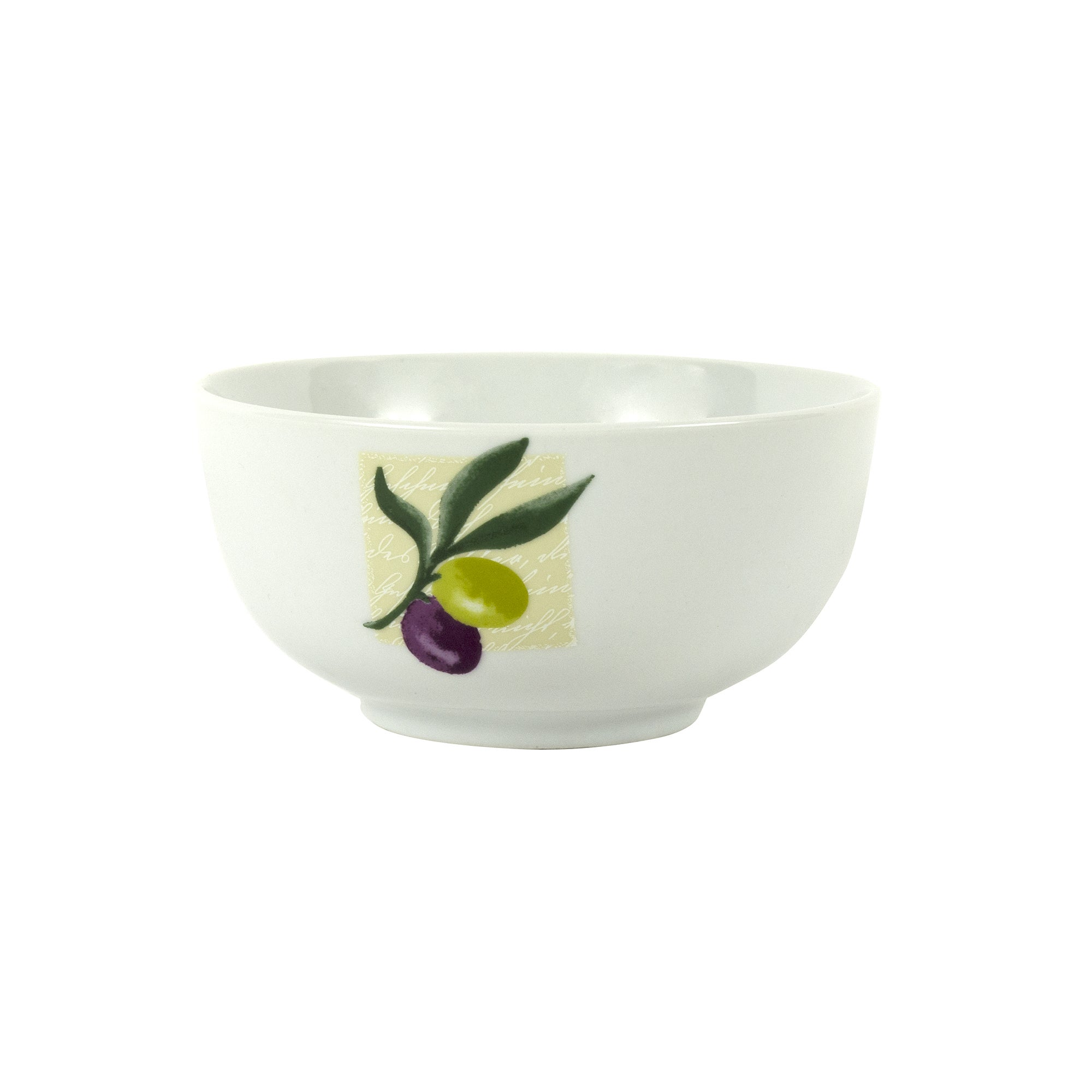 Olive Collection Bowl