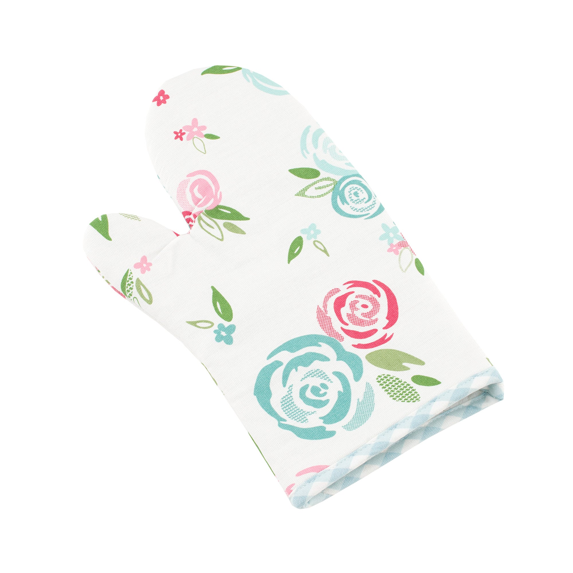 Candy Rose Collection Single Oven Glove