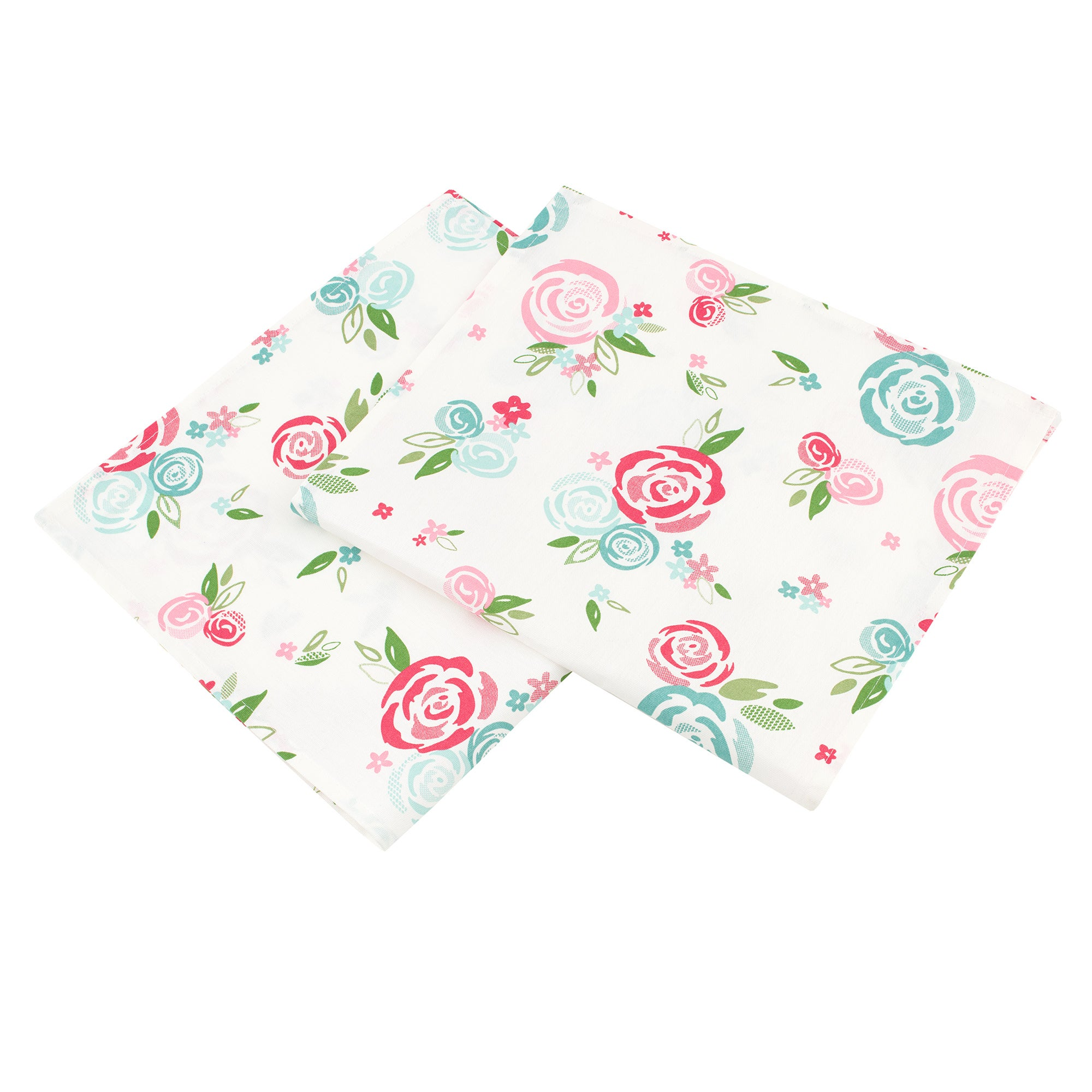 Candy Rose Collection Tea Towels