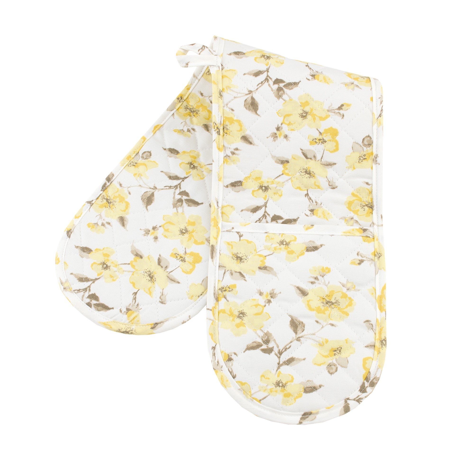 Meadow Blossom Collection Double Oven Glove