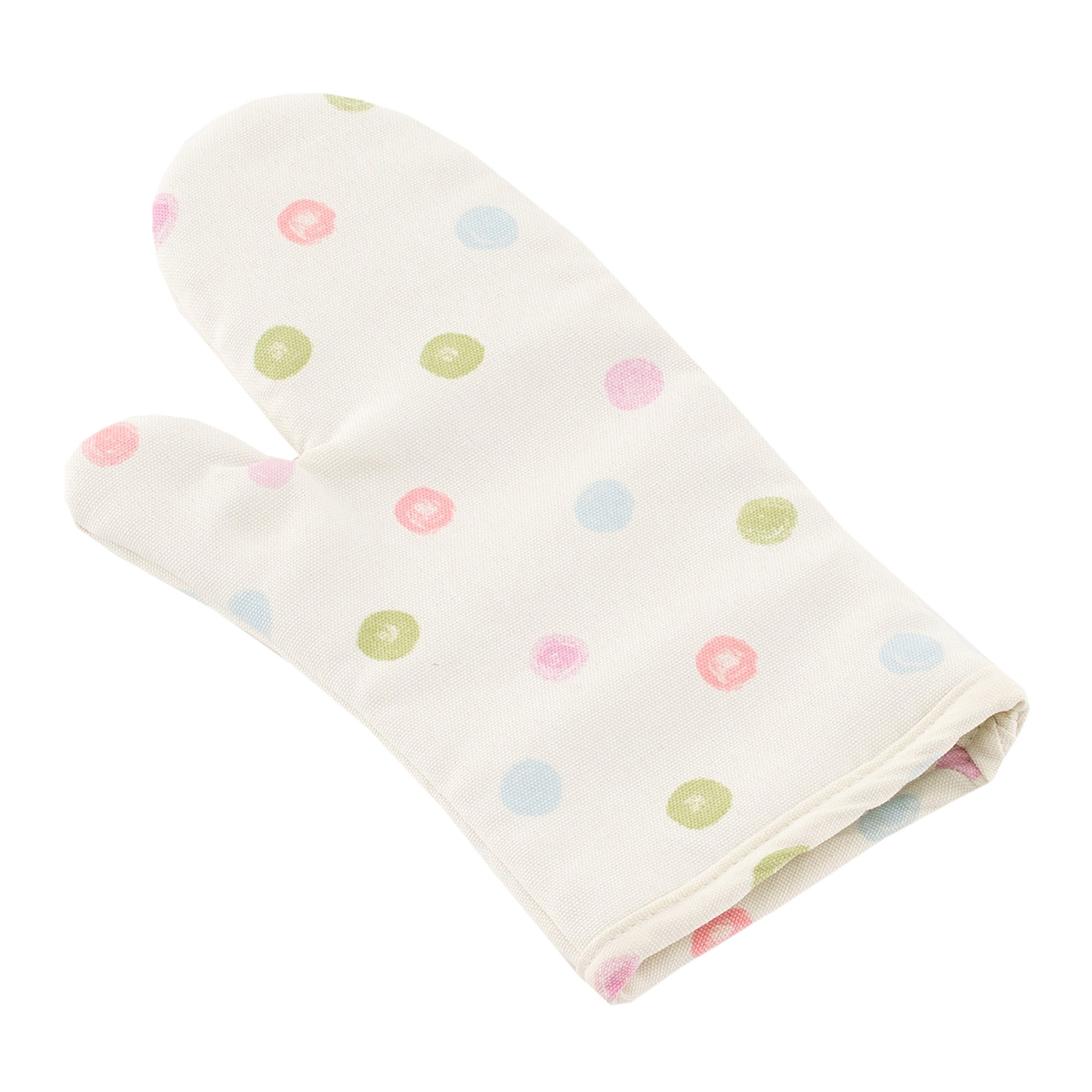Candy Country Spot Collection Single Oven Glove