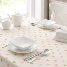 Candy Country Spot Collection Table Cloth