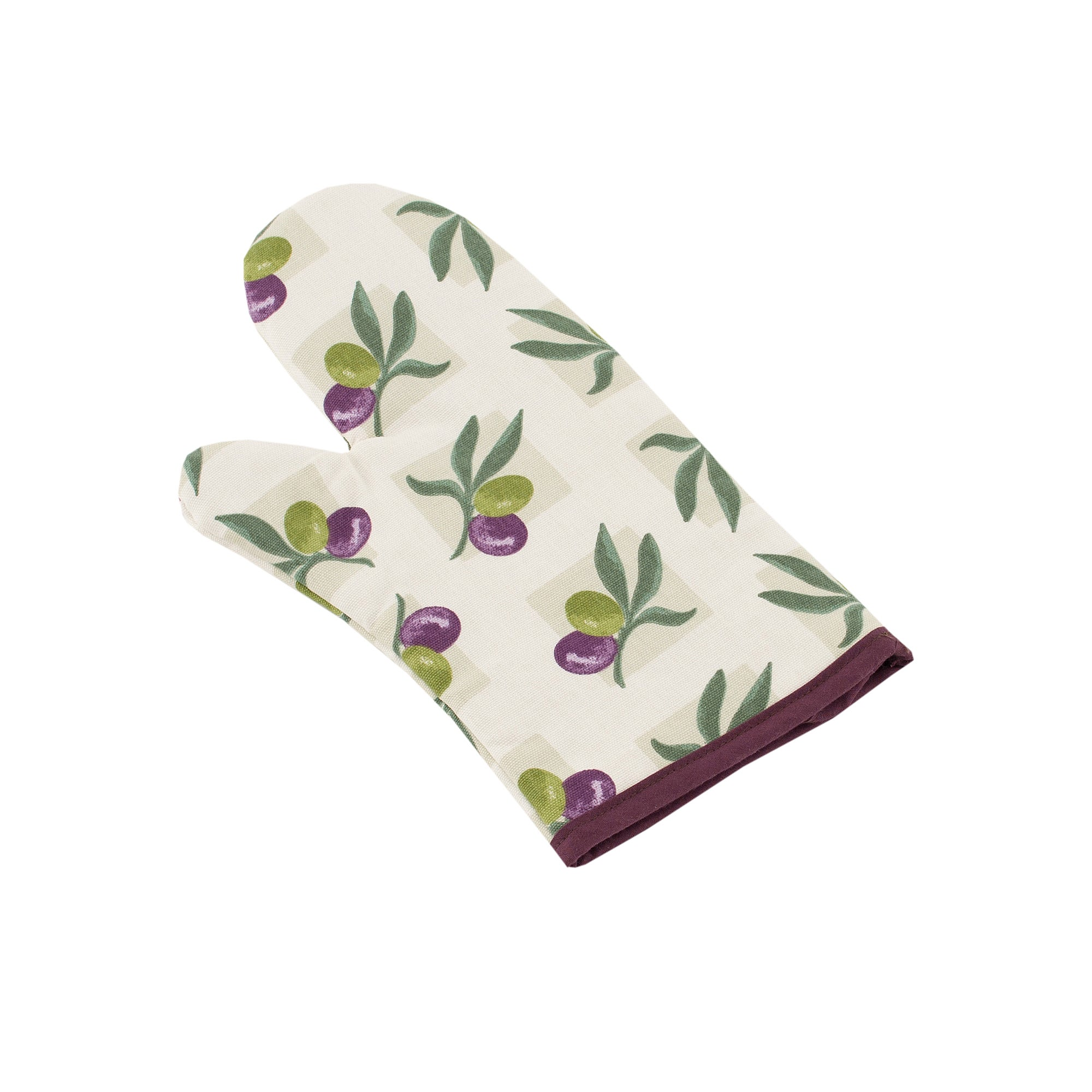 Olive Collection Single Oven Glove