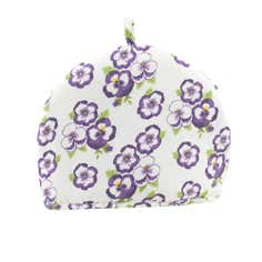 Pansy Collection Tea Cosy