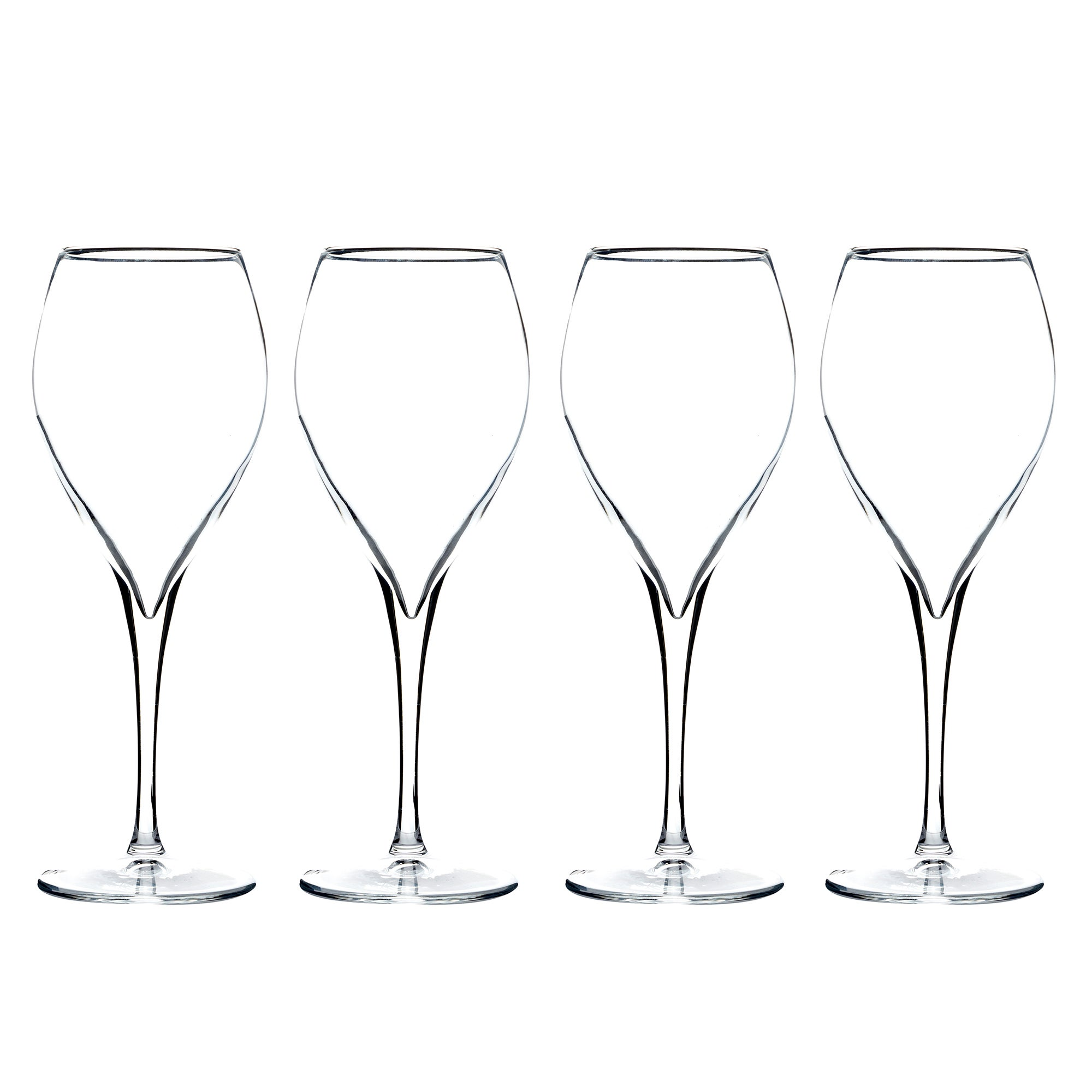 Pausa Monte Carlo Set of 4 Red Wine Glasses