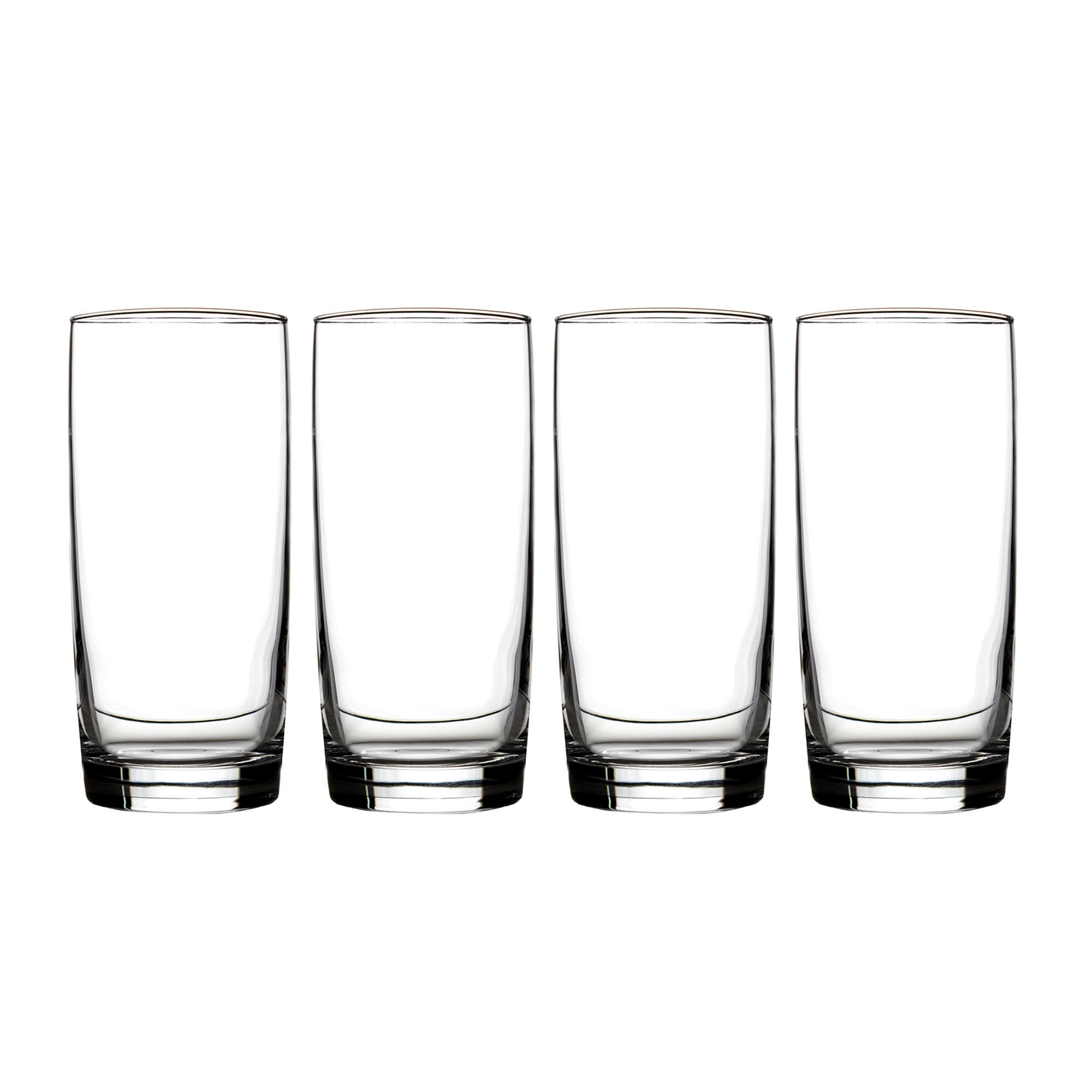 4 Pausa Endessa Hi-Ball Glasses