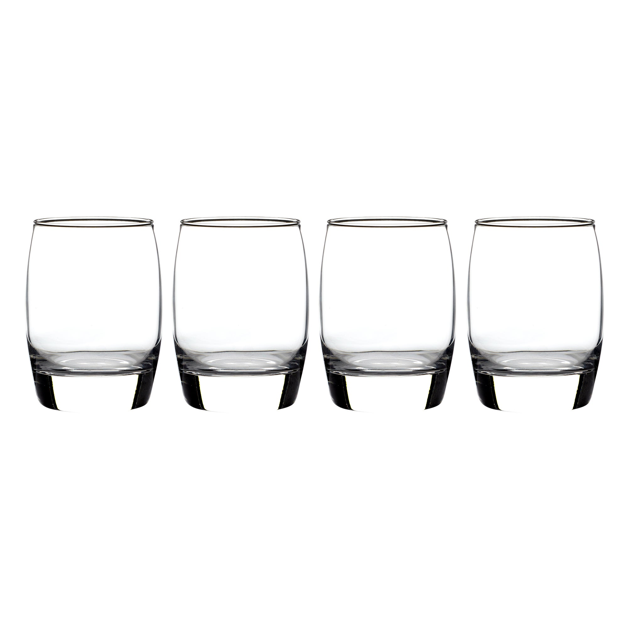 Pausa Endessa Set of 4 Mixer Glasses