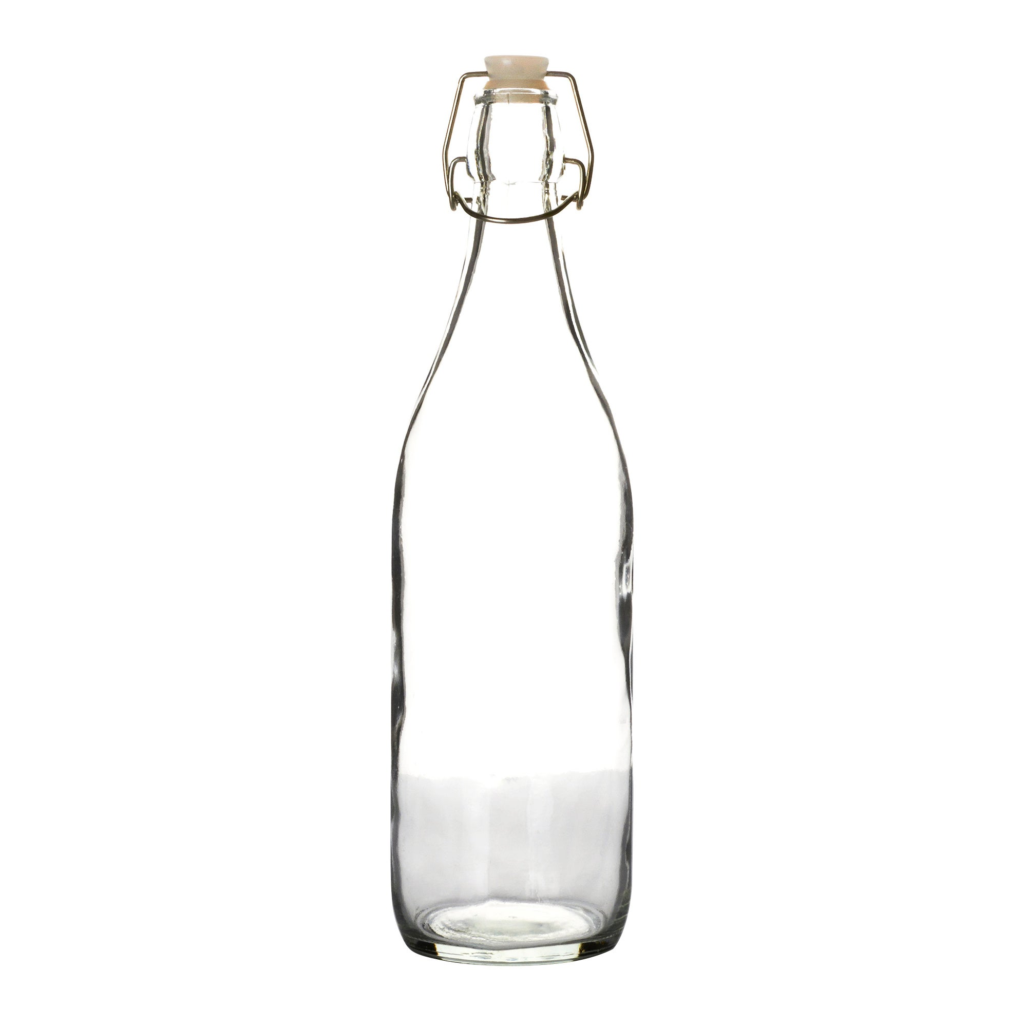 Swing Top Water Bottle