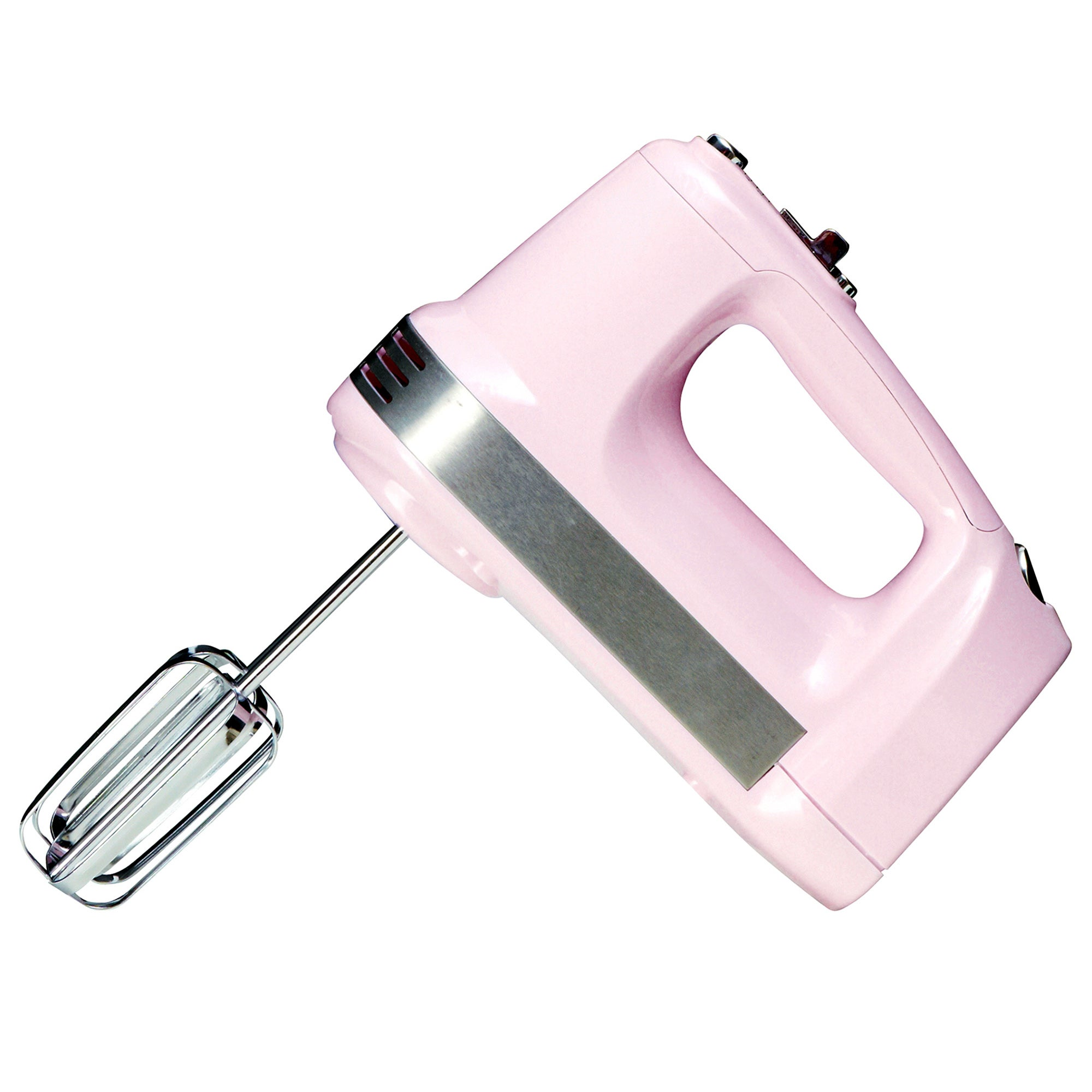 Candy Rose Collection Pink Hand Mixer