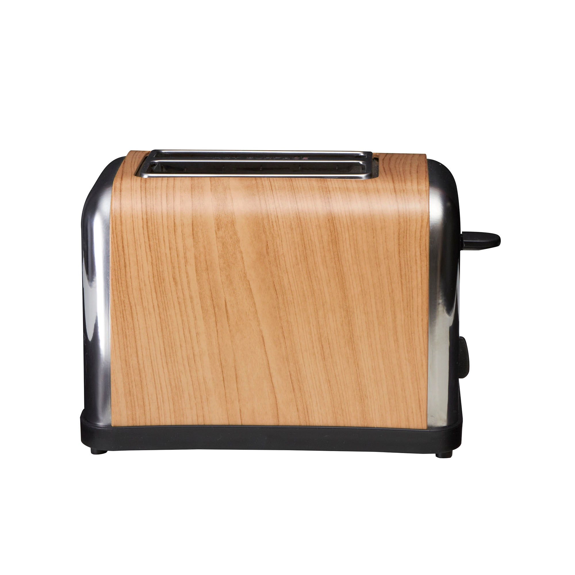 Wooden Printed 2 Slice Toaster
