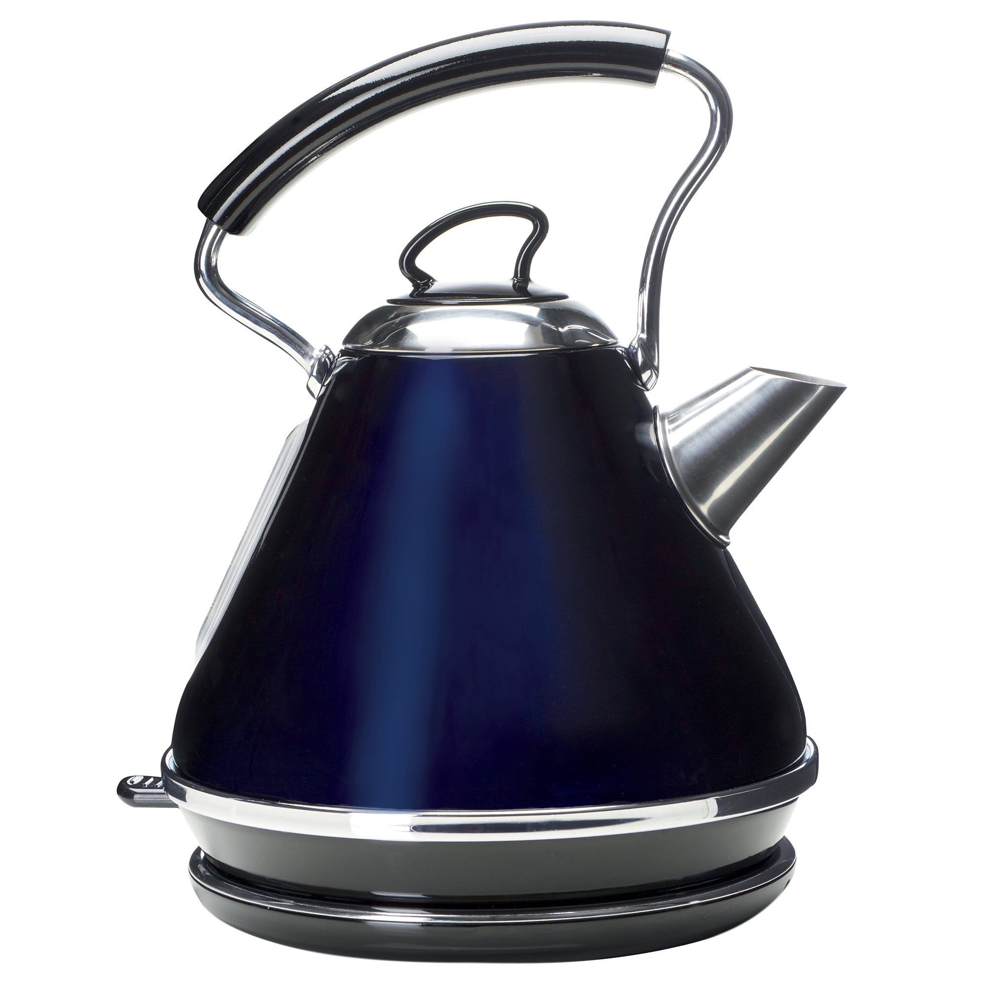 Hampton Blue Vintage Pyramid Kettle