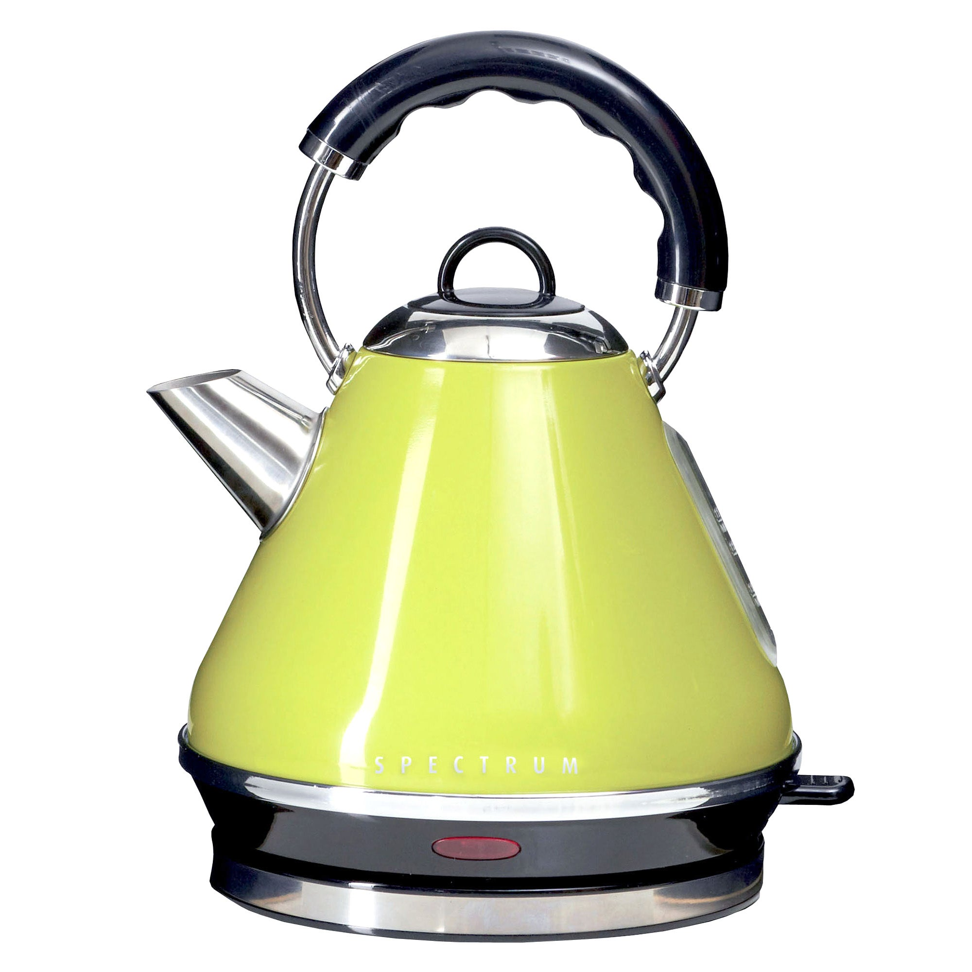 Lime Spectrum Pyramid Kettle