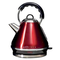 Spectrum Red Pyramid Kettle