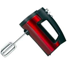 Red Spectrum Collection Hand Mixer