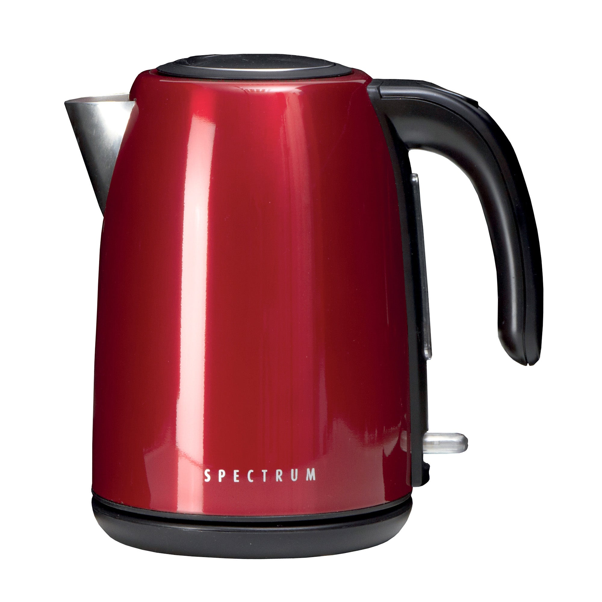 Red Spectrum Collection Rapid Boil Kettle