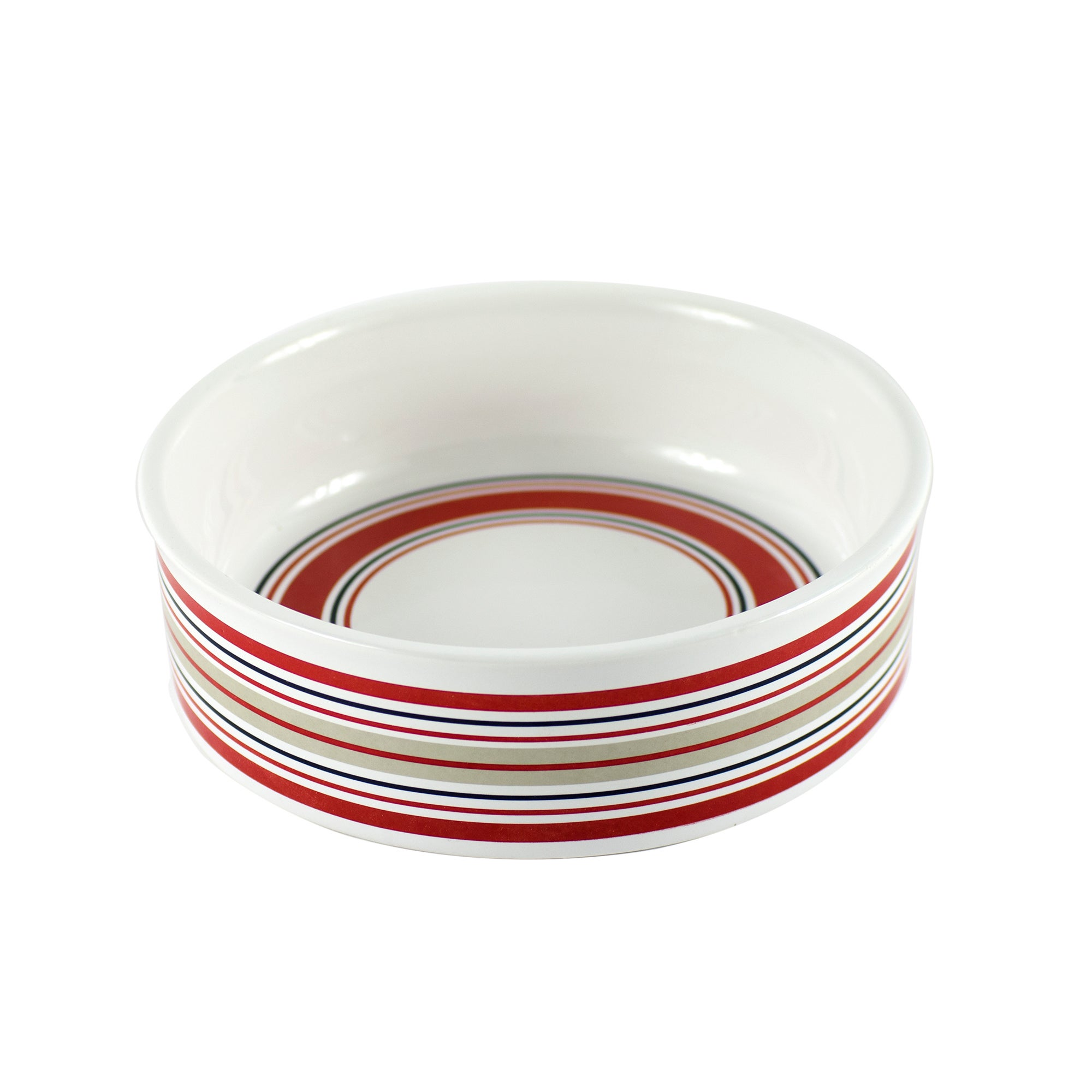 The Hamptons Collection Ceramic Pet Bowl