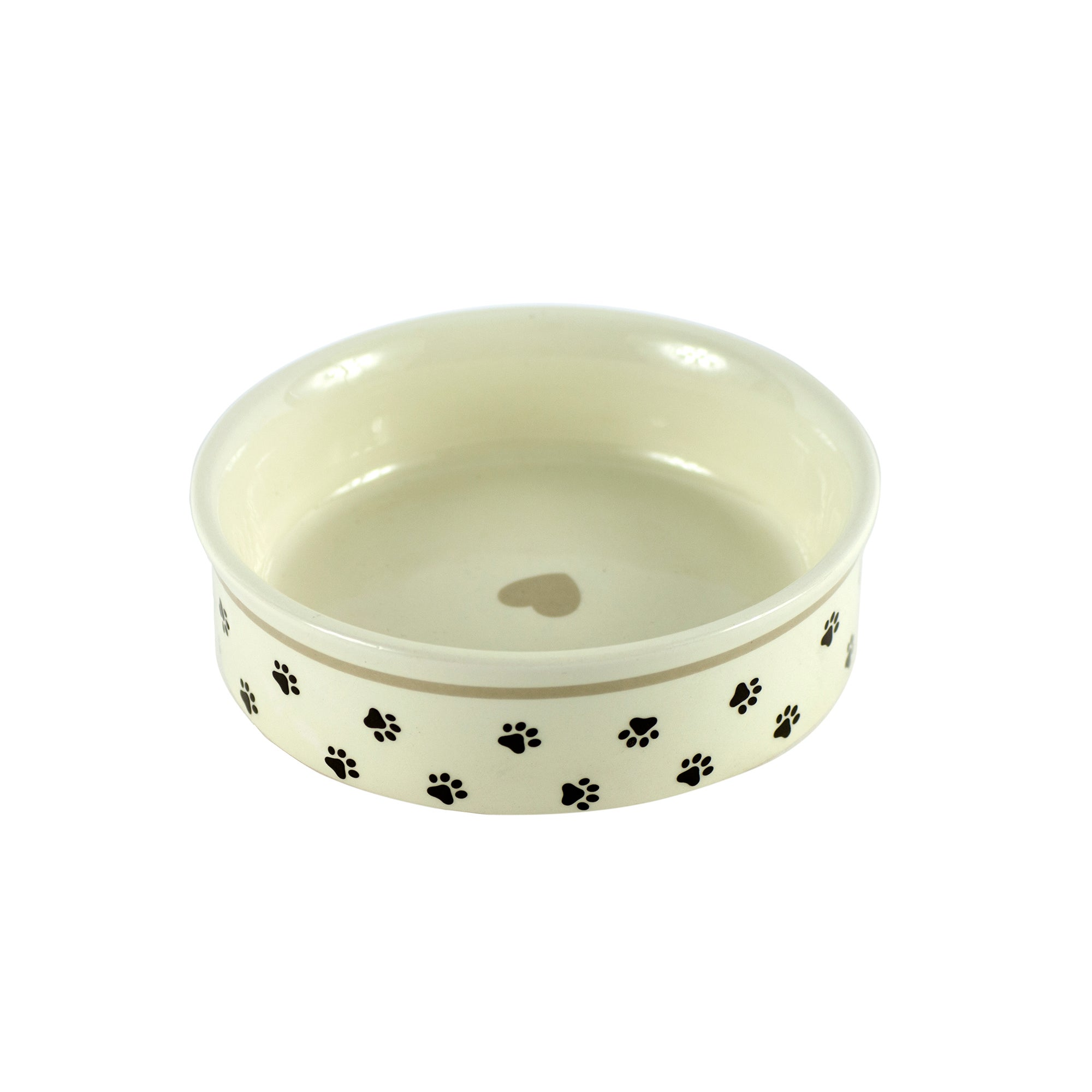 Paws Collection Ceramic Pet Bowl
