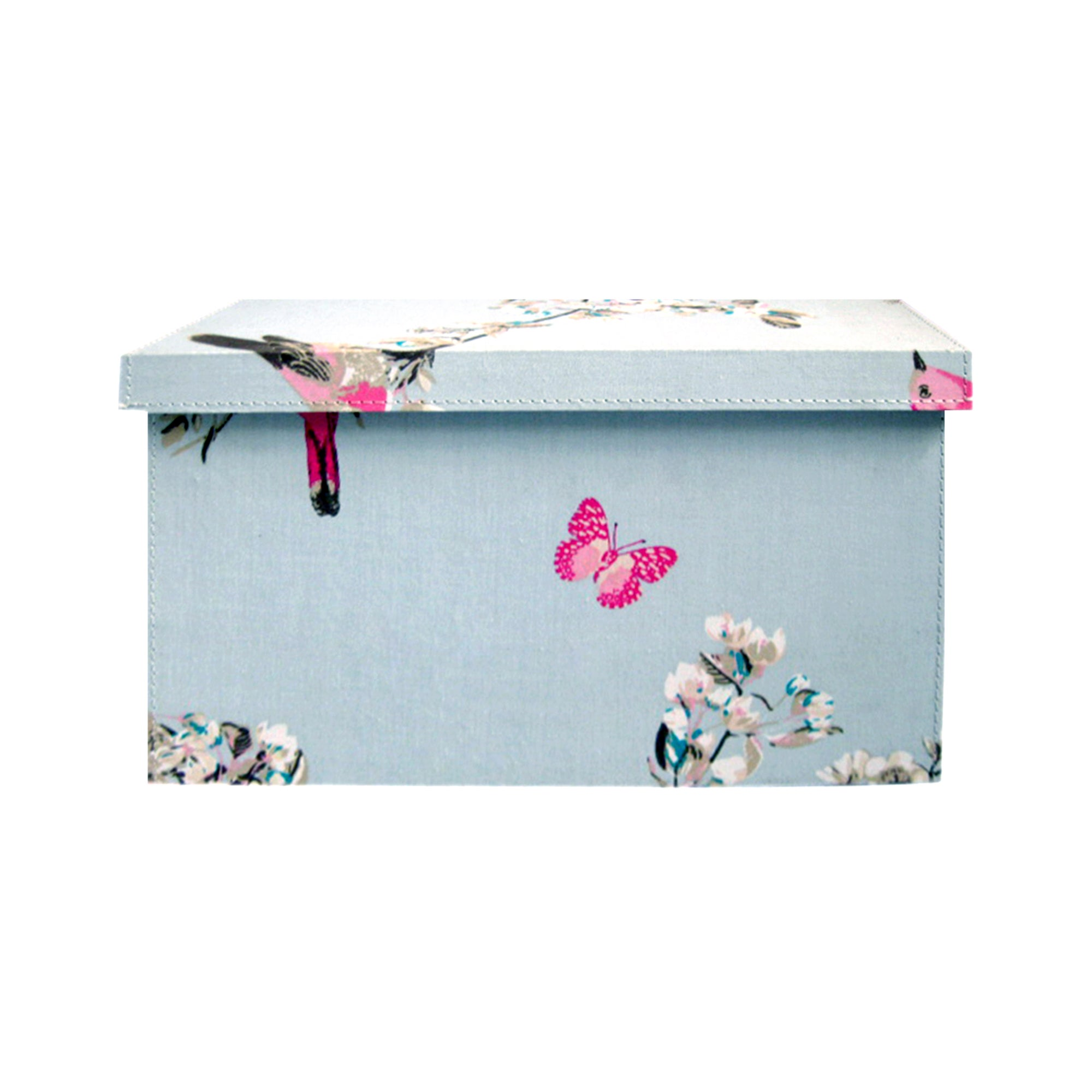 Duck Egg Beautiful Birds Storage Box