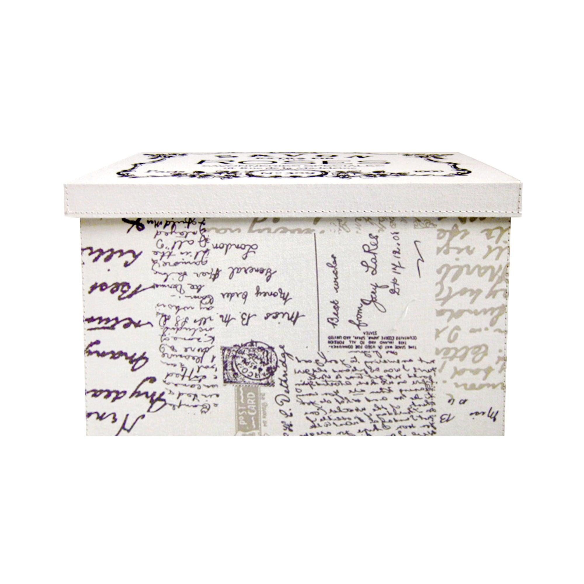 Script Storage Box