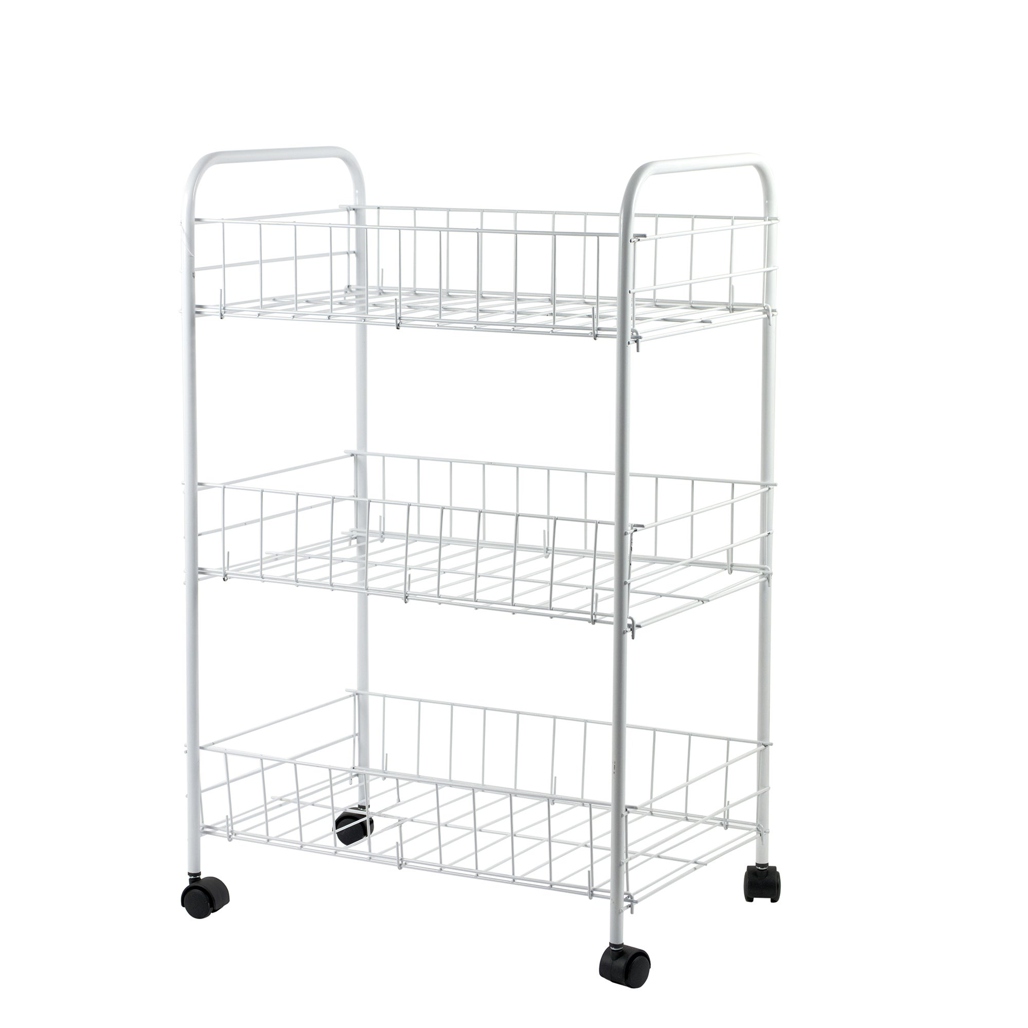 3 Tier Vegetable Trolly
