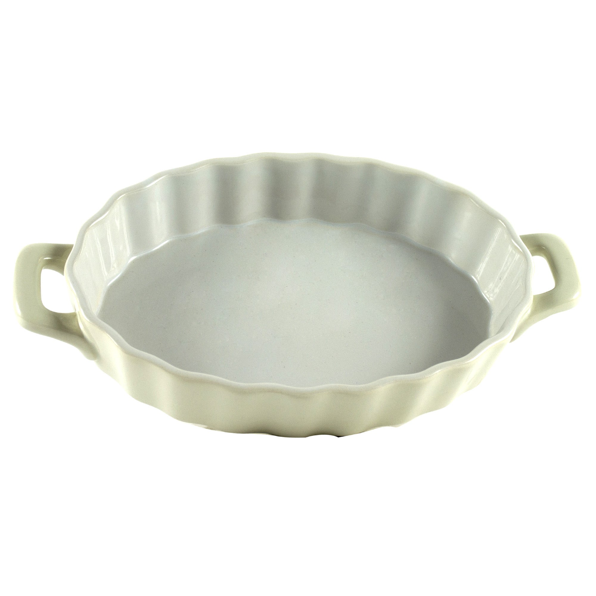 Candy Rose Collection Wavy Edged Pie Dish