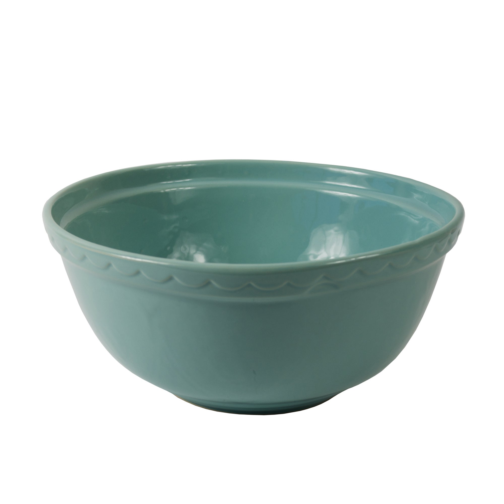 Candy Rose Collection Blue Mixing Bowl