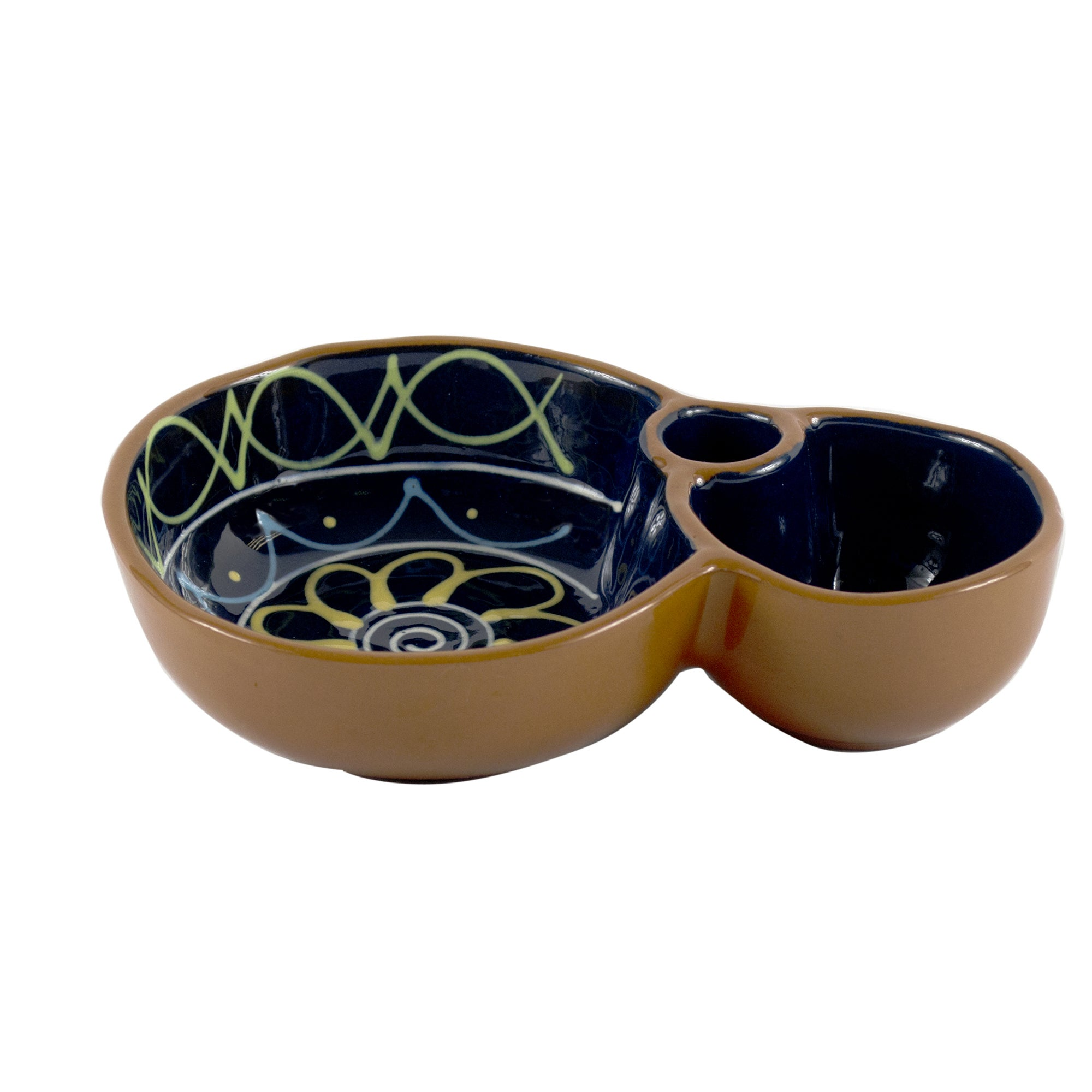 Mediterranean Collection Olive Bowl