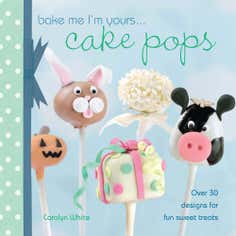 Cake Pops Recipe Book