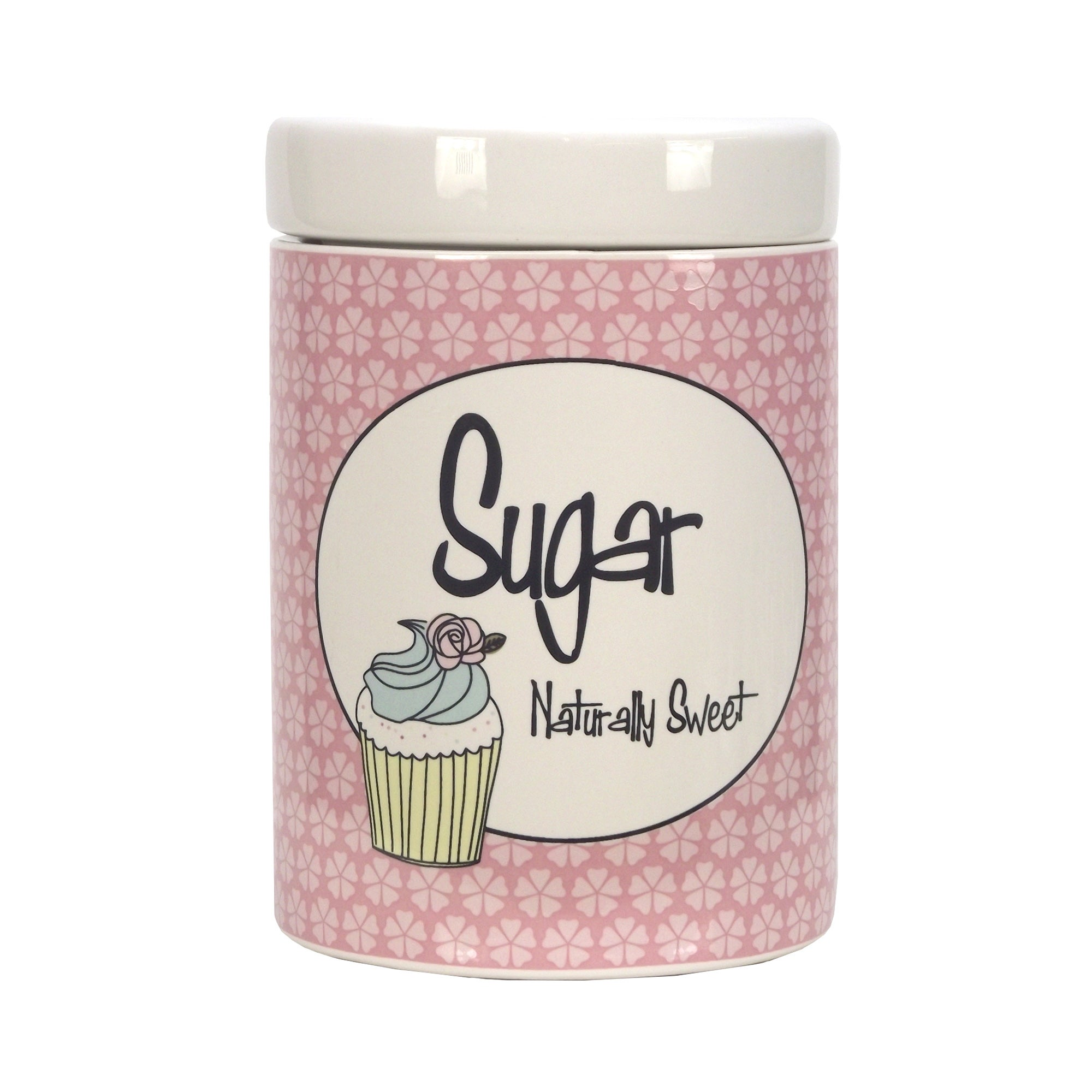 Vintage Cakes Collection Sugar Canister