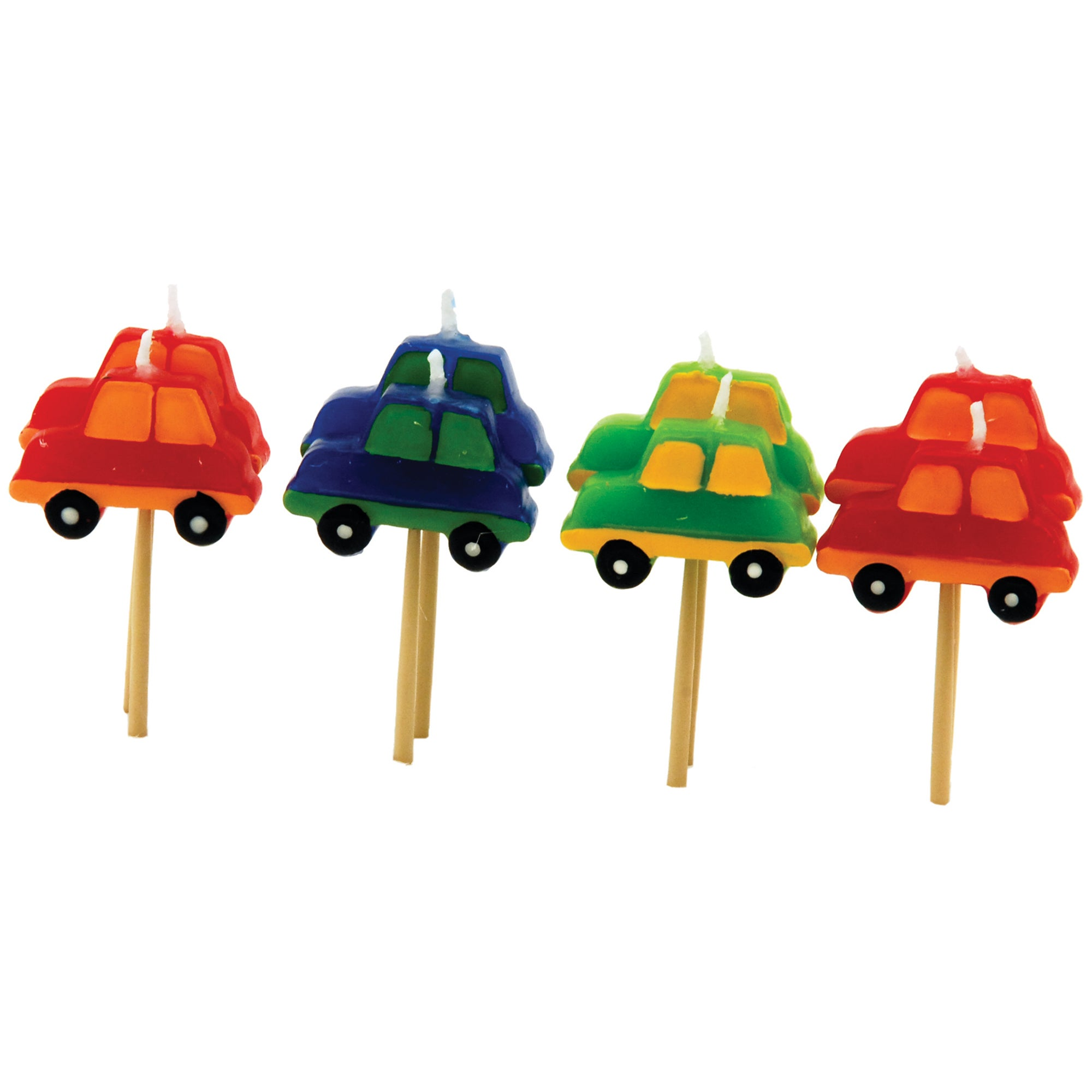 Tala Set of 8 Car Candles