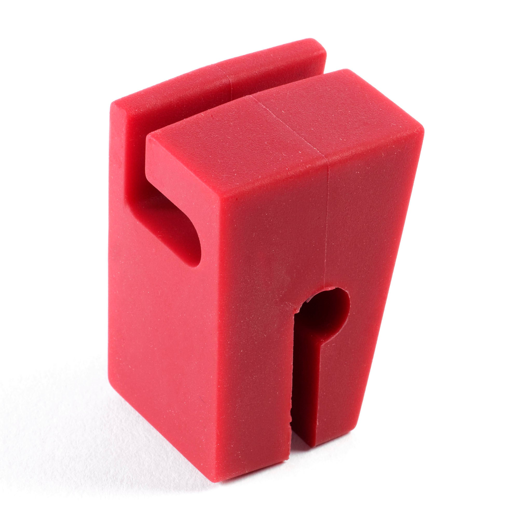 Red Silicone Pot Clip
