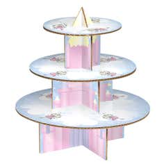 Kids Fairies Cake Stand