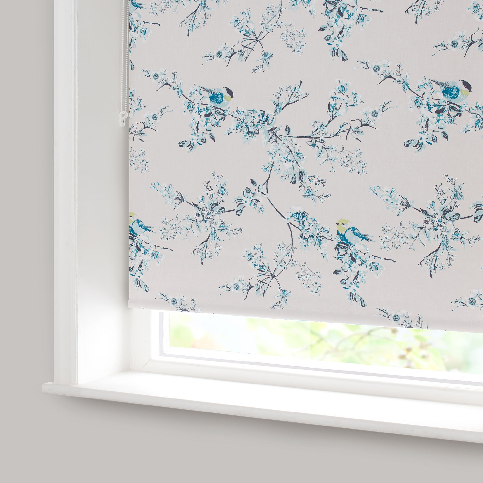 Duck Egg Mila Blackout Roller Blind