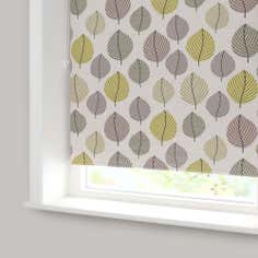 Green Regan Blackout Roller Blind