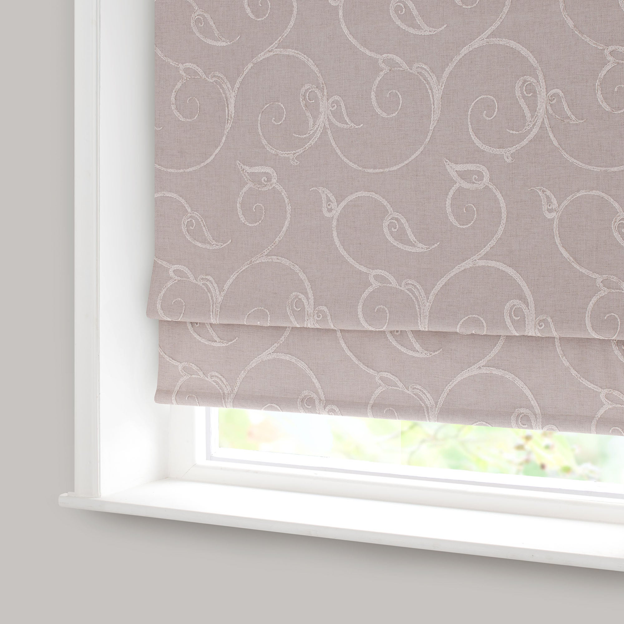 Tuscany Blackout Roman Blind