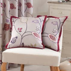 Red Bucklebury Collection Cushion