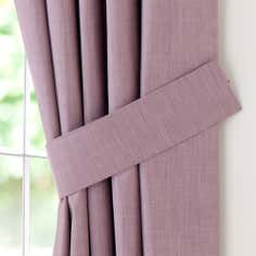 Mauve Solar Collection Tieback
