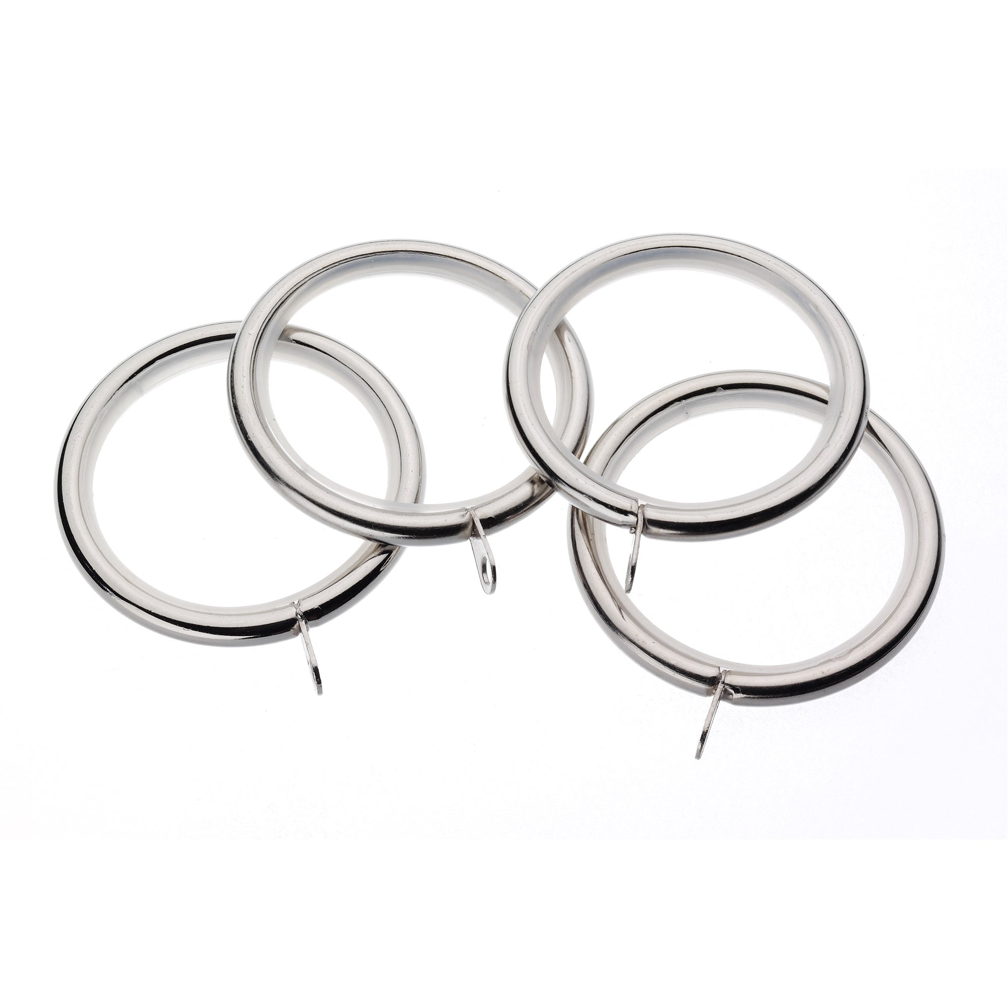 Hotel Highbury Collection Pack of 4 Curtain Rings